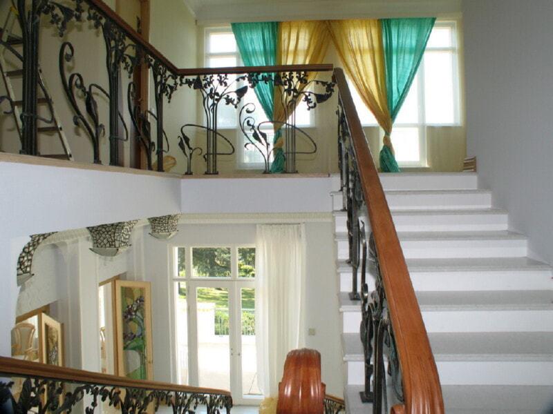 монтаж внутридомовых лестниц