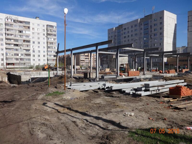госдарственное и муниципальное строительство