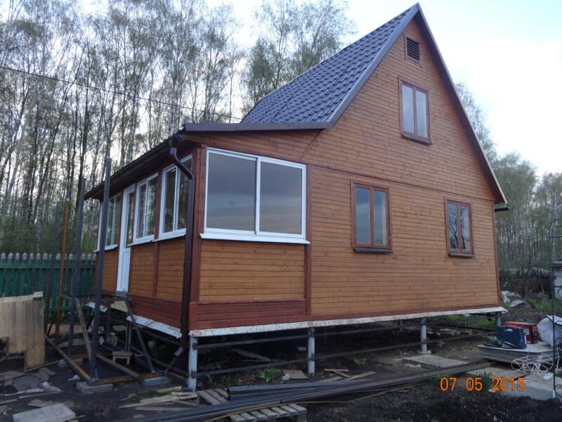 строительство каркасных домов в Кимрах, Твери, Москве
