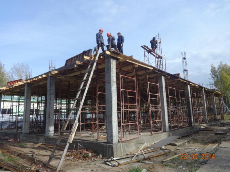 Строительство многоквартирных домов в Твери, Кимрах, Москве и Подмосковье