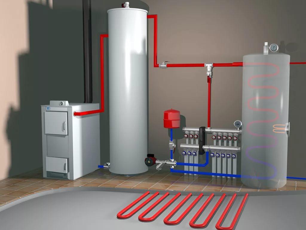 Как прочистить отопление в частном доме