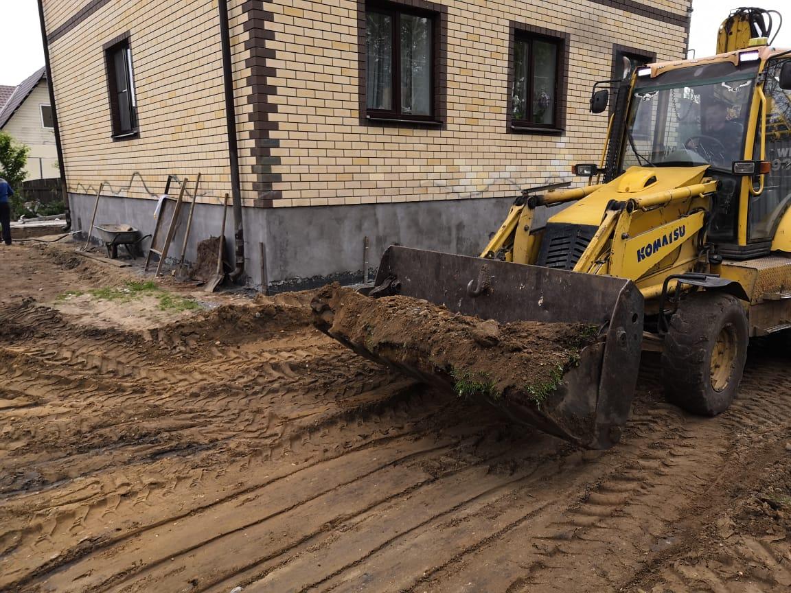 строительство дач в Москве и Московской области