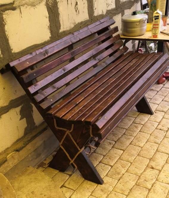 деревянная уличная мебель москва тверь