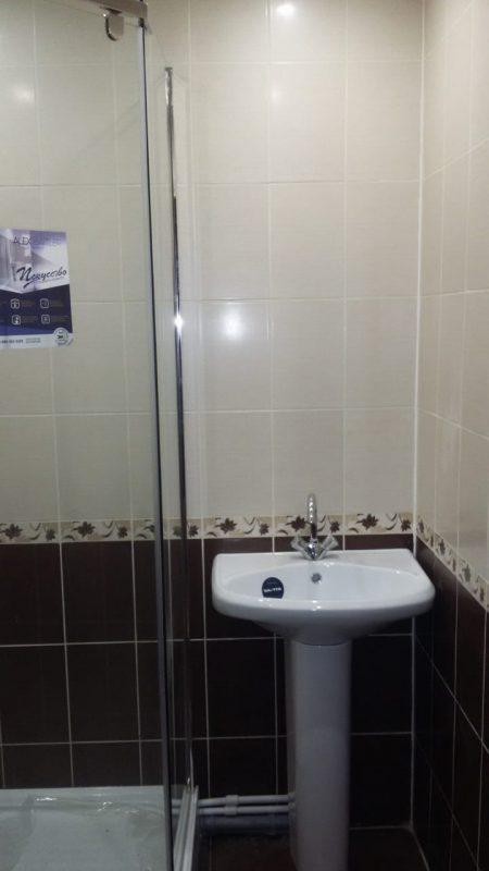 Завершен ремонт ванной в Кимрах