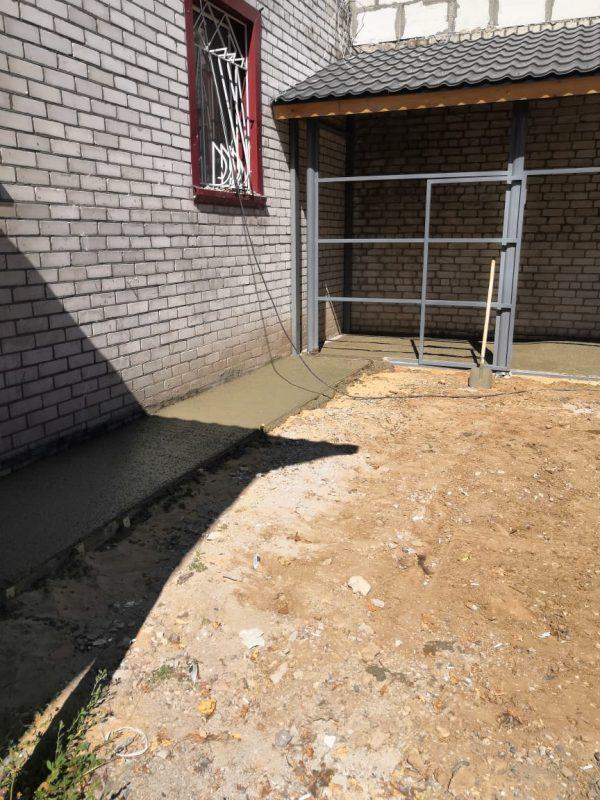 реконструкция магазина в Кимрах строительная компания