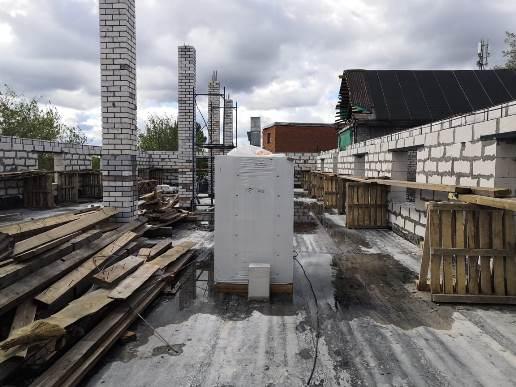 строительная компанмия Дастрой - строительство в Москве
