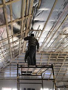Реконструкция строительного магазина от ДаСтрой